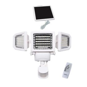 Westinghouse 2000 Lumens Solar Motion Activated Security Light W/ Remote Control
