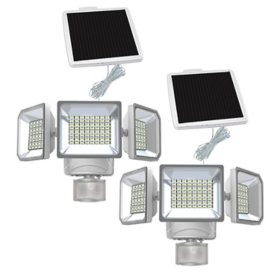 Westinghouse 2000 Lumen Solar Motion Activated Security Light (2 Pk.)