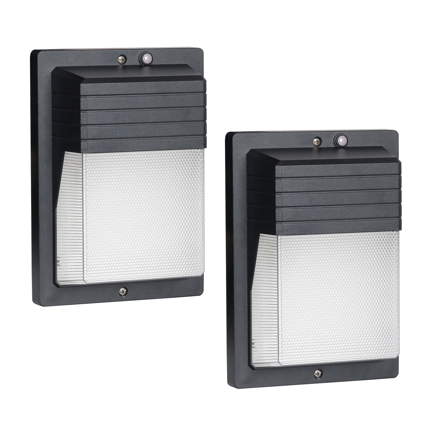 2-Pack Honeywell 4000 Lumen LED Rectangular Security Light