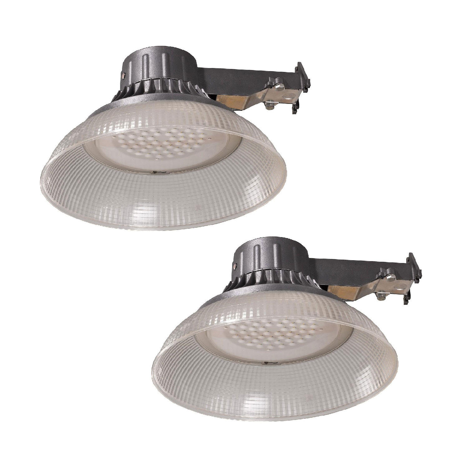 2-Pack Honeywell 5000 Lumen LED Utility Light