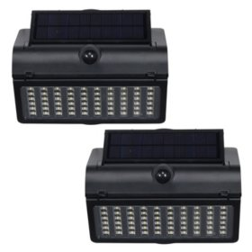 Westinghouse 1500 Lumen Solar Motion-Activated Lights (2 Pk.)