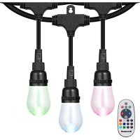 Honeywell 36' LED Color Changing String Light Set With Remote Control