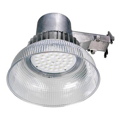 Honeywell Led Security Light Galvanized Sam S Club