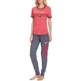 NCAA Women's Pajama Set
