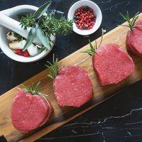 Grizzly Ridge Premium Bison Tenderloin Filets (6 oz. each, 6 ct.), Delivered to your doorstep