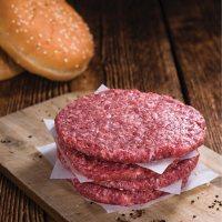 Grizzly Ridge Premium Bison Burgers (1/3 lb. patties, 12 ct.), Delivered to your doorstep