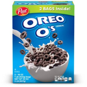 Post Oreo O's Cereal (32 oz.)