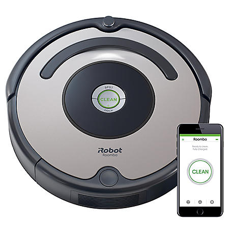 Roomba 677 Robot Vacuum