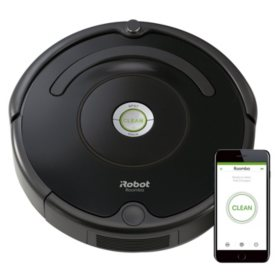 iRobot Roomba 671 Wi-Fi Connected Robot Vacuum
