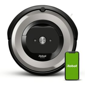 iRobot Roomba e5 (5134) Wi-Fi Connected Robot Vacuum