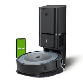 iRobot Roomba i3+ (3556) Wi-Fi Connected Robot Vacuum with Automatic Dirt Disposal