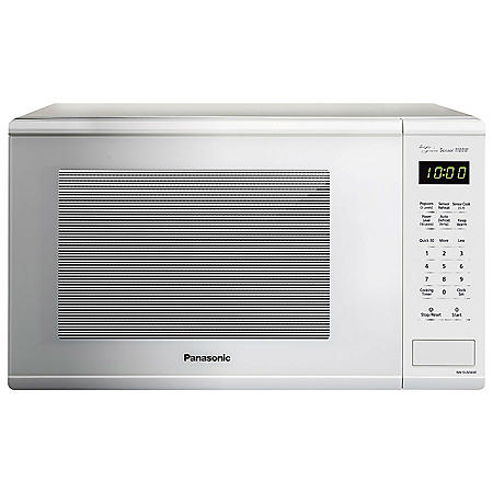 Panasonic Countertop Microwave Oven, 1.3 cu. ft with Genius Sensor, 1100 Watts (Assorted Colors)