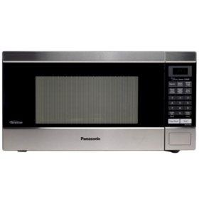 Panasonic 1.6 cu. ft. Stainless-Steel Microwave Oven