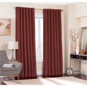 Eclipse Adalyn Thermalayer Blackout Window Curtain (Assorted Sizes)