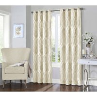 Eclipse Caprese Thermalayer Blackout Window Curtain (Assorted Sizes)