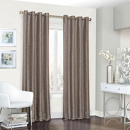 Eclipse Presto Blackout Grommet Window Curtain (Assorted Sizes)