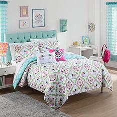 Waverly Kids Bollywood Reversible Comforter Set