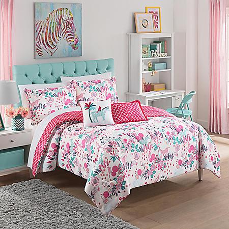 Waverly Kids Reverie Reversible Comforter Set