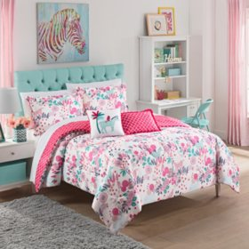 Waverly Kids Reverie Reversible Comforter Set