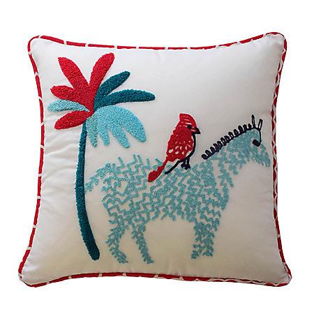 Waverly Kids Reverie Zebra Decorative Accessory Pillow