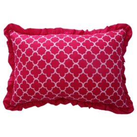 Waverly Kids Reverie Quatrefoil Decorative Accessory Pillow