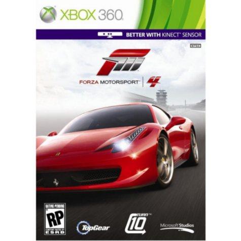 Forza Motorsport 4 - Xbox 360
