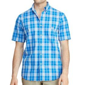 Chaps Short Sleeve Woven Shirt