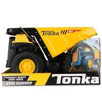 Tonka - Steel Classics Toughest Mighty Dump Truck
