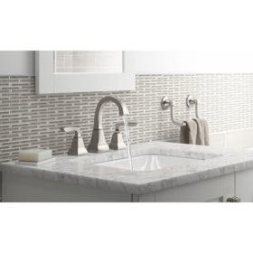 Kohler Kallan Widespread Lavatory Faucet -  Brushed Nickel