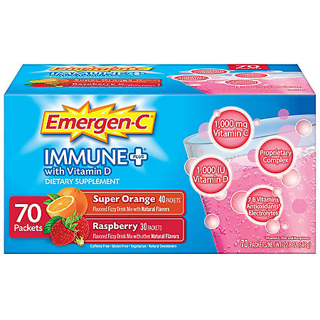 Emergen-C Immune+ (70 ct.)