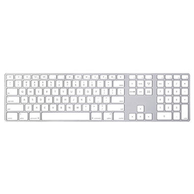Apple Keyboard with Numeric Keypad - English