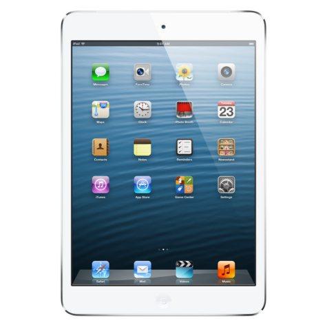 iPad Mini 16GB White w/ Wi-Fi + Cellular - Verizon