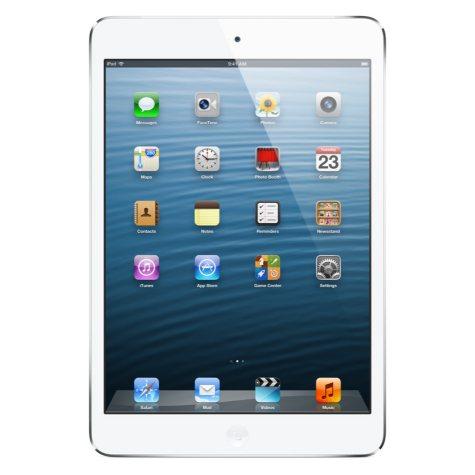 iPad Mini 64GB White w/ Wi-Fi + Cellular - Sprint