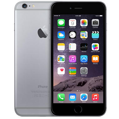 sams club iphone iphone 6 plus lte at amp t sam s club 8590