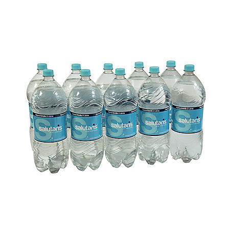 Salutaris Purified Water (10pk/2ltrs)