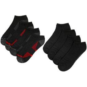 Reebok Men's Cushion Low Cut Socks (8 Pack)