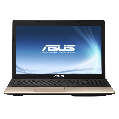 "ASUS K55N-DS81 15.6"" Laptop Computer, AMD A8-4500, 4GB Memory, 500GB Hard Drive"