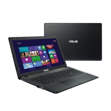 "ASUS D550MA-DS01 15.6"" Laptop Computer, Intel Baytrail N2815, 4GB Memory, 500GB Hard Drive"