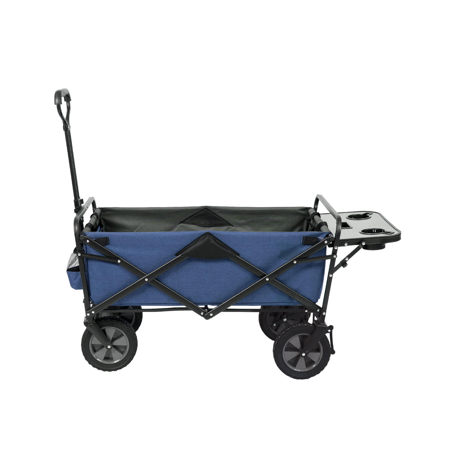 Folding Wagon with Table