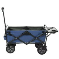 Folding Wagon with Table, Assorted Colors