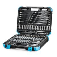 Capri Tools 128-Piece Master Mechanics Tool Set