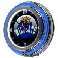 University of Kentucky Wildcats Neon Wall-Mounted Clock (Assorted Styles)