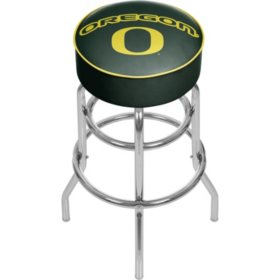 University of Oregon  Backless Bar Stool (Assorted Styles)