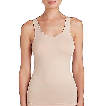 Ellen Tracy Reversible Seamless Camisole