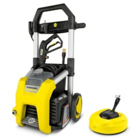 "Karcher 1800 PSI TruPressure 1.2 GPM Electric Pressure Washer w/ 11"" Surface Cleaner"
