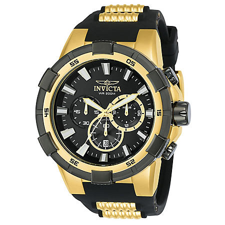 Invicta Men's Aviator Watch 51.5mm