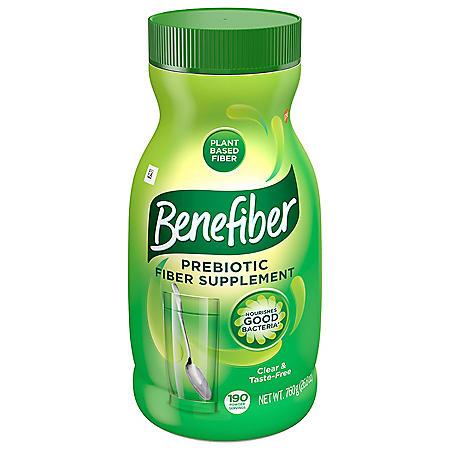 Benefiber Fiber Supplement (190 servings)