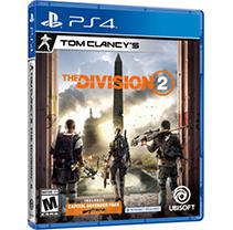 Tom Clancy's The Division 2 Day 1 Edition (Playstation 4)