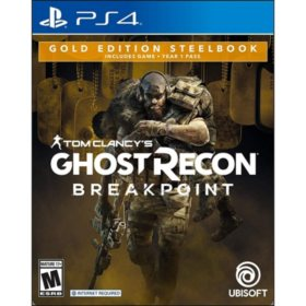 Tom Clancy's Ghost Recon (Playstation 4)