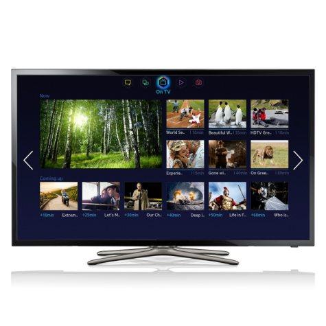 "Samsung 46"" Class 1080p LED Smart HDTV - UN46F5500"